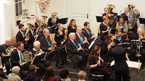 Herbstkonzert Posaunenchor 2017